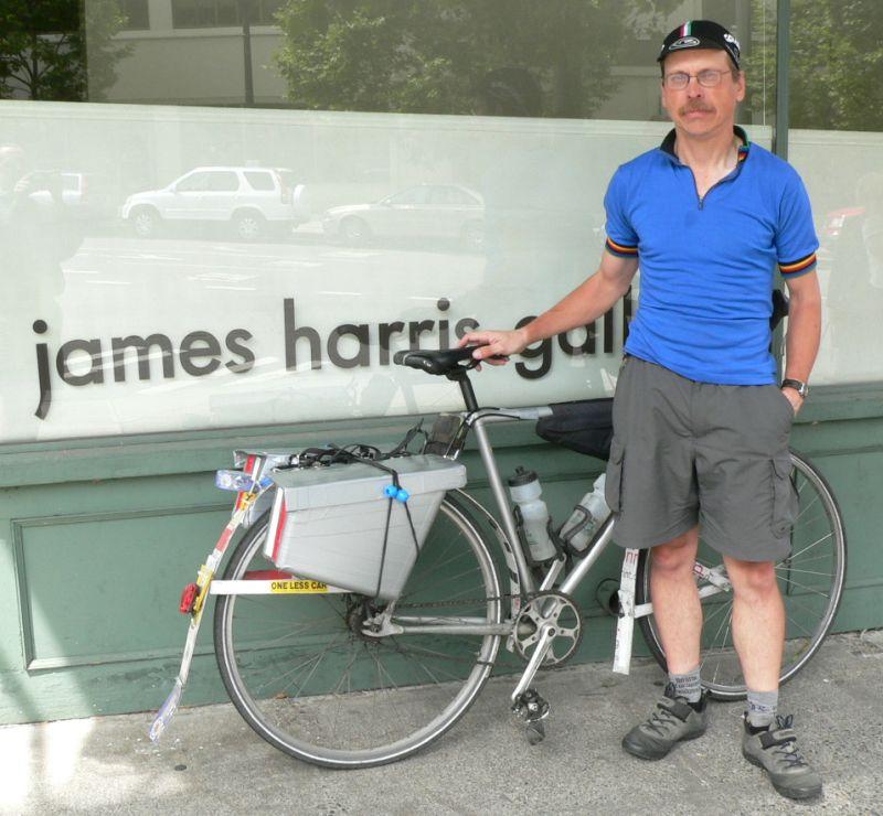 8ee99eb65 Kent s Bike Blog  Duct Tape Panniers